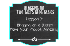 Budget Blogging Photos