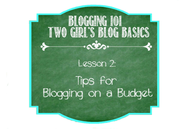 Budget Blogging