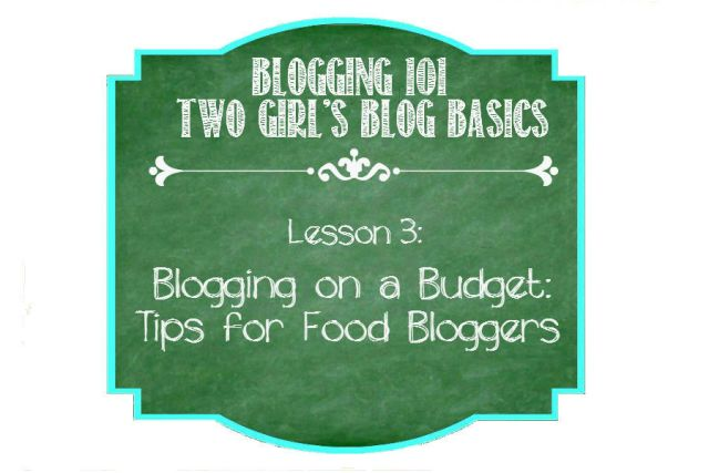 tips for food bloggers