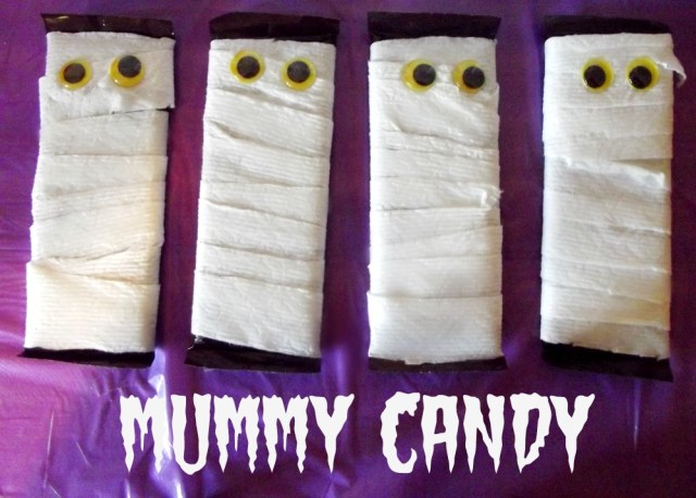 Mummy Candy