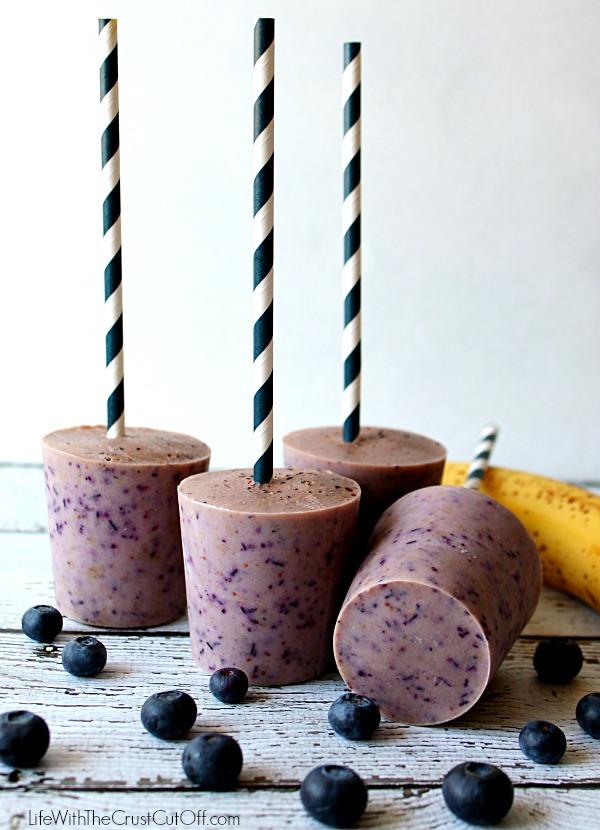 Baloo berry Banana Smoothie Pops #JungleFresh #CollectiveBias #shop