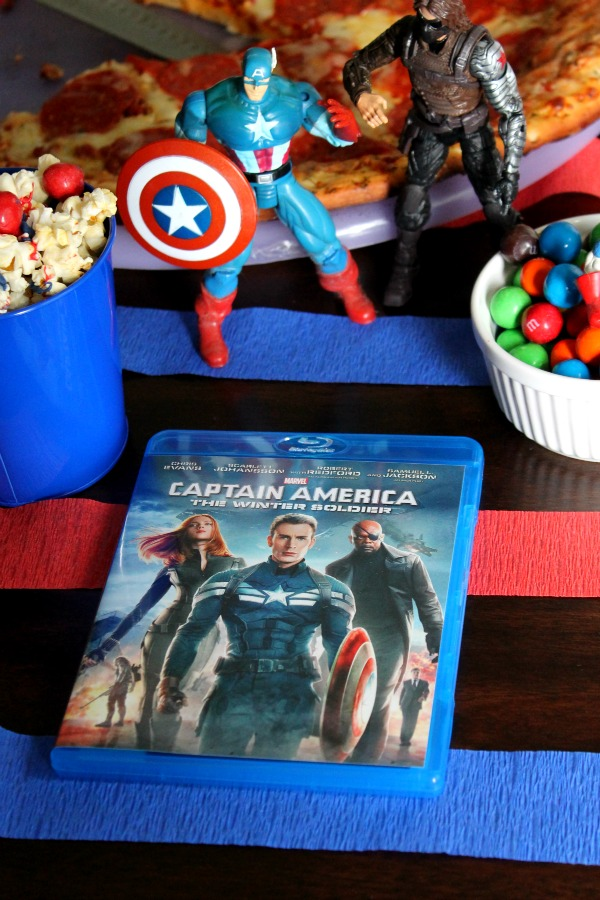 Captain America 2 Movie #HeroesEatMMs #CollectiveBias