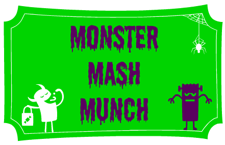 Monster Mash Munch Printable