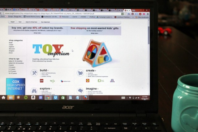 Toy online #TargetToys #CollectiveBias