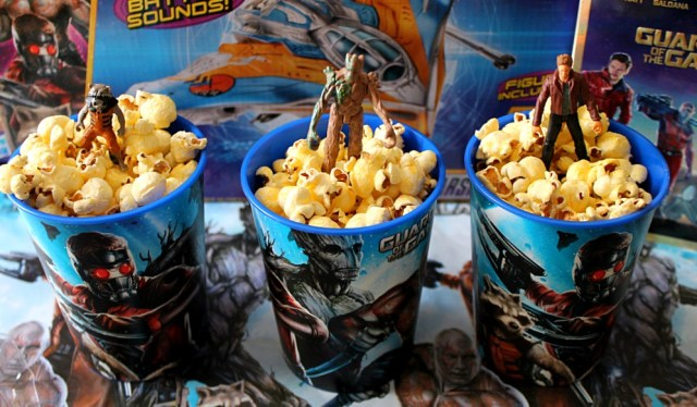 Guardians Popcorn #OwnTheGalaxy  #CollectiveBias