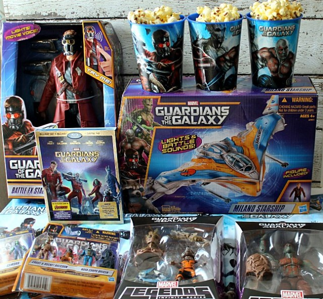 Have a great movie night with Gaurdians Of The Galaxy #OwnTheGalaxy #CollectiveBias