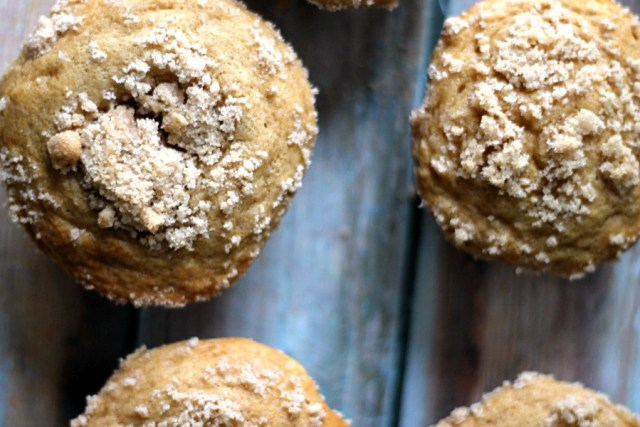 Honey Streusel Muffins #AmericasTea #CollectiveBias