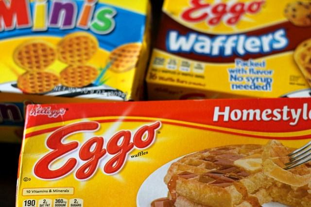 Leggo my Eggo #EggoWaffleBar #CollectiveBias