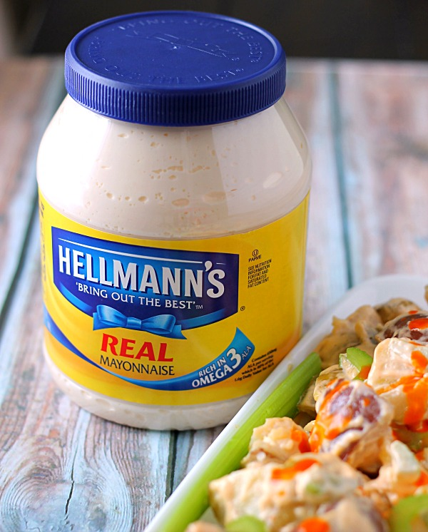 Hellmann's Mayo at Sam's Club