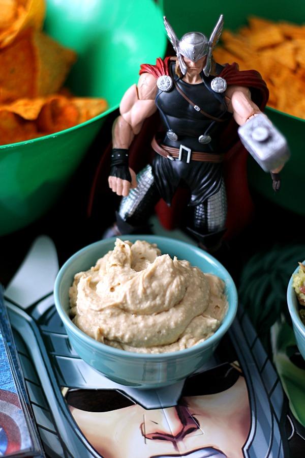 Thor's Hammering Hummus  #AvengersUnite #CollectiveBias