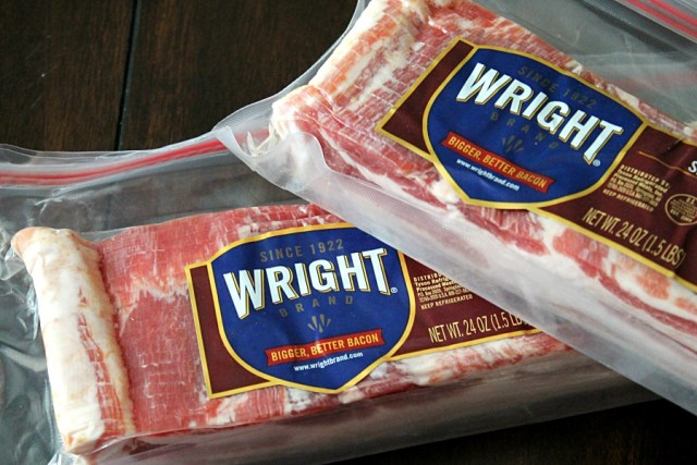 Wright bacon