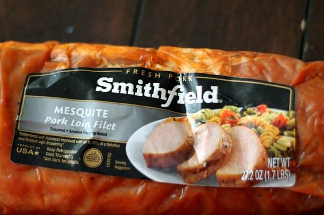 Smithfield Mesquite loin
