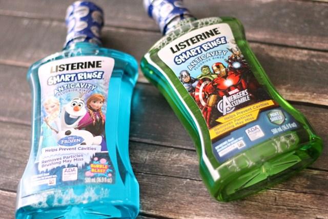 Listerine Smart Rinse
