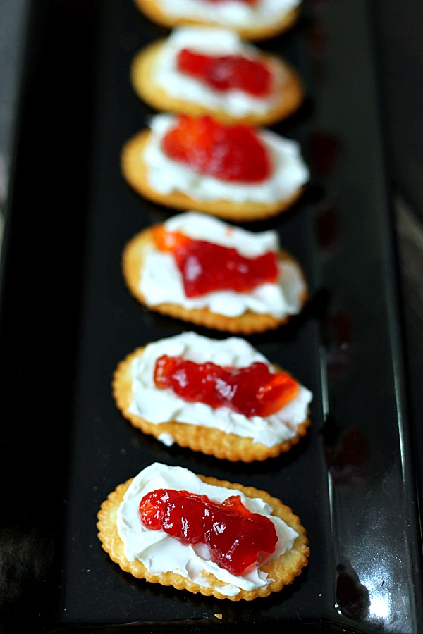 Pepper Jelly Cream Cheese