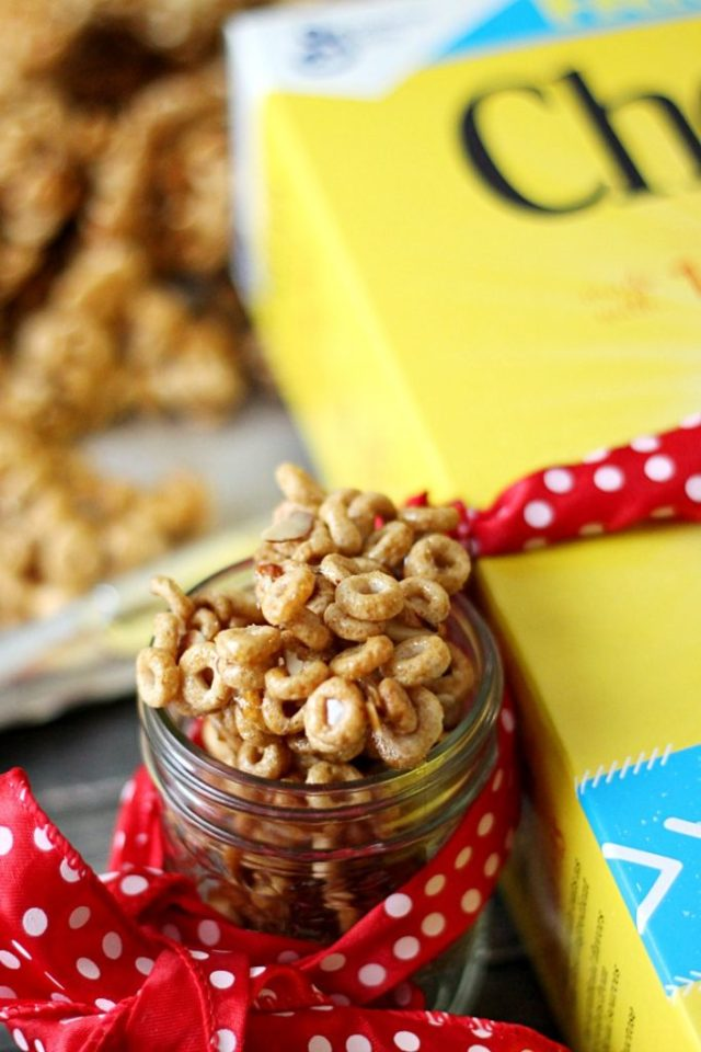 Give Cheerios