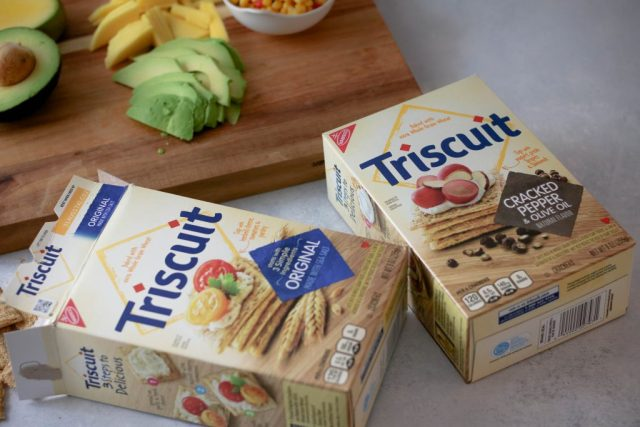 TRISCUITS Crackers