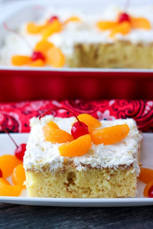 Pig Pickin Tres Leches Cake (1 of 1)