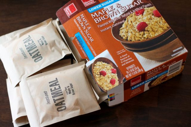 Harris Teeter Oatmeal (1 of 1)