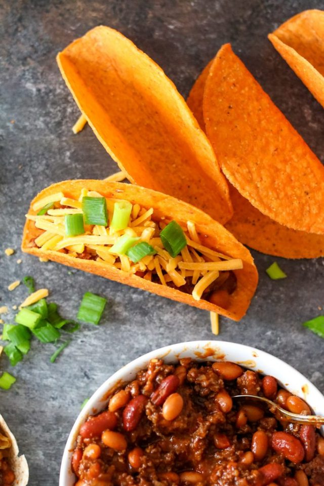 Nacho Chili Tacos (1 of 1)