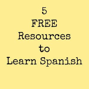 5ResourcesSpanish