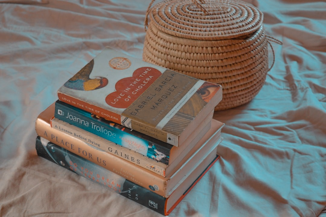 8 books I read in May