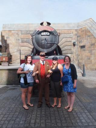 Hogwarts Express in Orlando