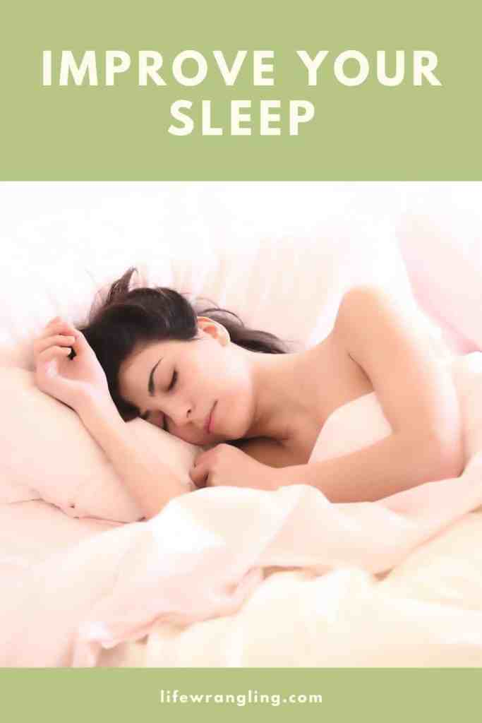 5 simple tips to improve your sleep