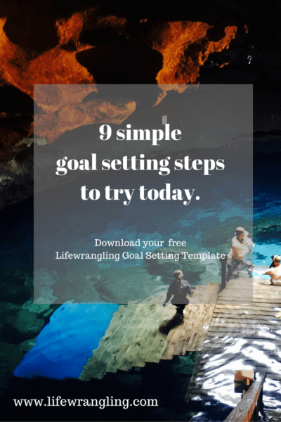 Use this simple 9 step goal setting process to set, work towards and achieve your goals today. Don't put it off any longer. Get started now!