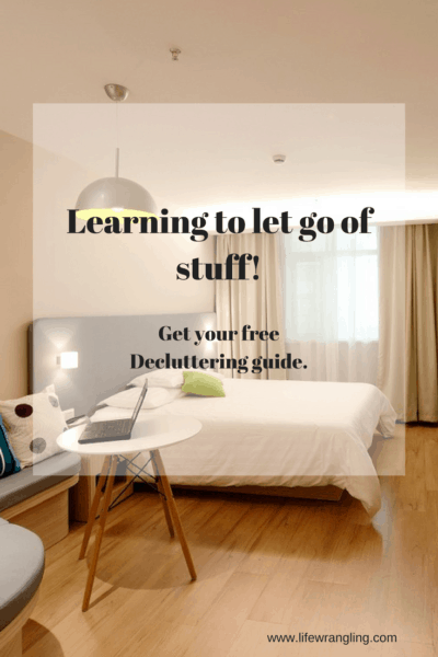 How traveling inspired me to declutter