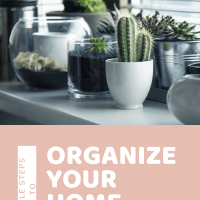 Jumpstart Your Home Organizing and Cleaning