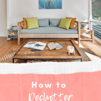 Messy House? How to Get Motivated to Declutter!