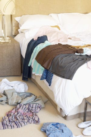 The Clutter-Free Bedroom 2