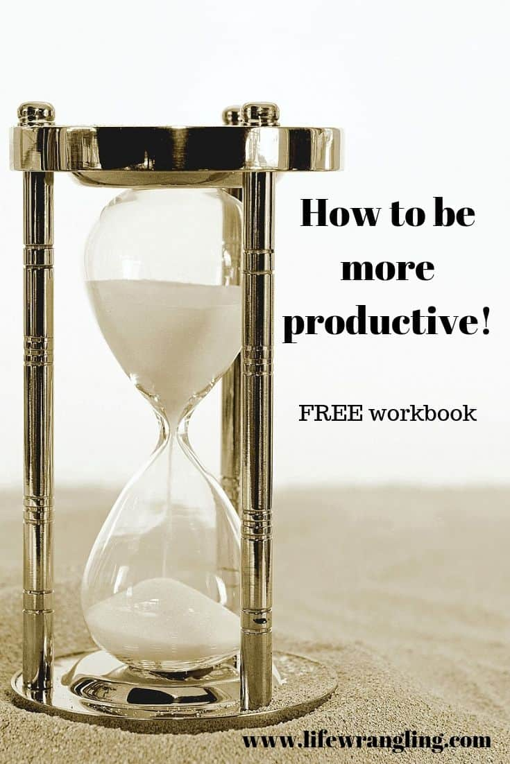 Productivity: How to get things done 4