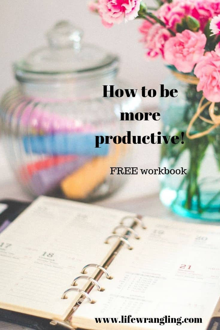 Productivity: How to get things done 6