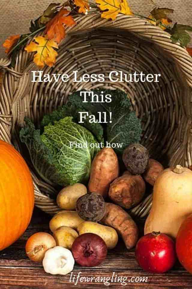 5 Steps to Remove Clutter This Fall 74