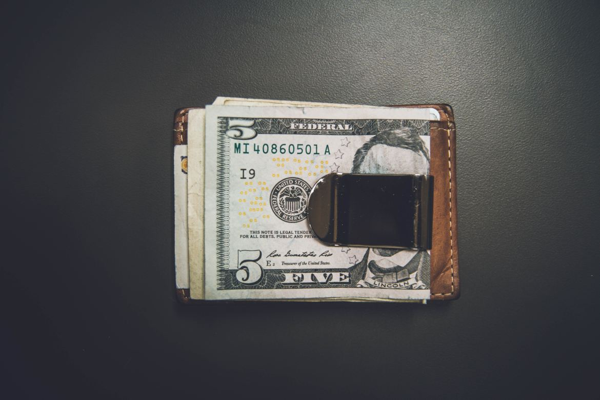 Missing or lost wallet