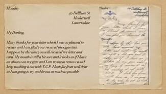 Μια ανακαίνιση ξενοδοχείου έφερε στο φως ερωτικές επιστολές από τον Β' Παγκόσμιο Πόλεμο