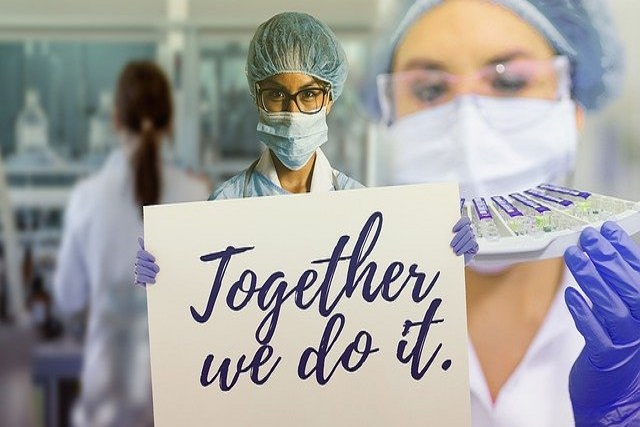 corona vaccine research
