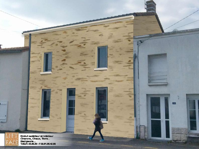 Decor Et Design D Enduit De Facade En Vendee Loire Atlantique