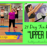 21 Day Fix: Upper Fix Workout Review + New Puppy Pic!