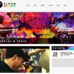 <!--:es-->Album Artists nueva web<!--:-->