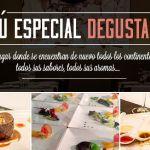 Menú Degustación Sexto Continente Barcelona