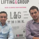 Entrevista a Rodrigo Cernadas y David Garcia, socios fundadores de Lifting Group