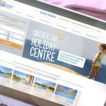Nueva web para Universal Holiday Centre