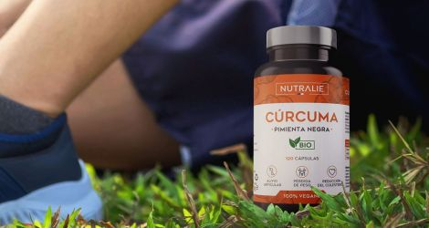 Nutralie, nueva marca, web y packaging