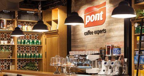 Cafès Pont:<br/>Desde 1952 siendo referentes en el sector del café