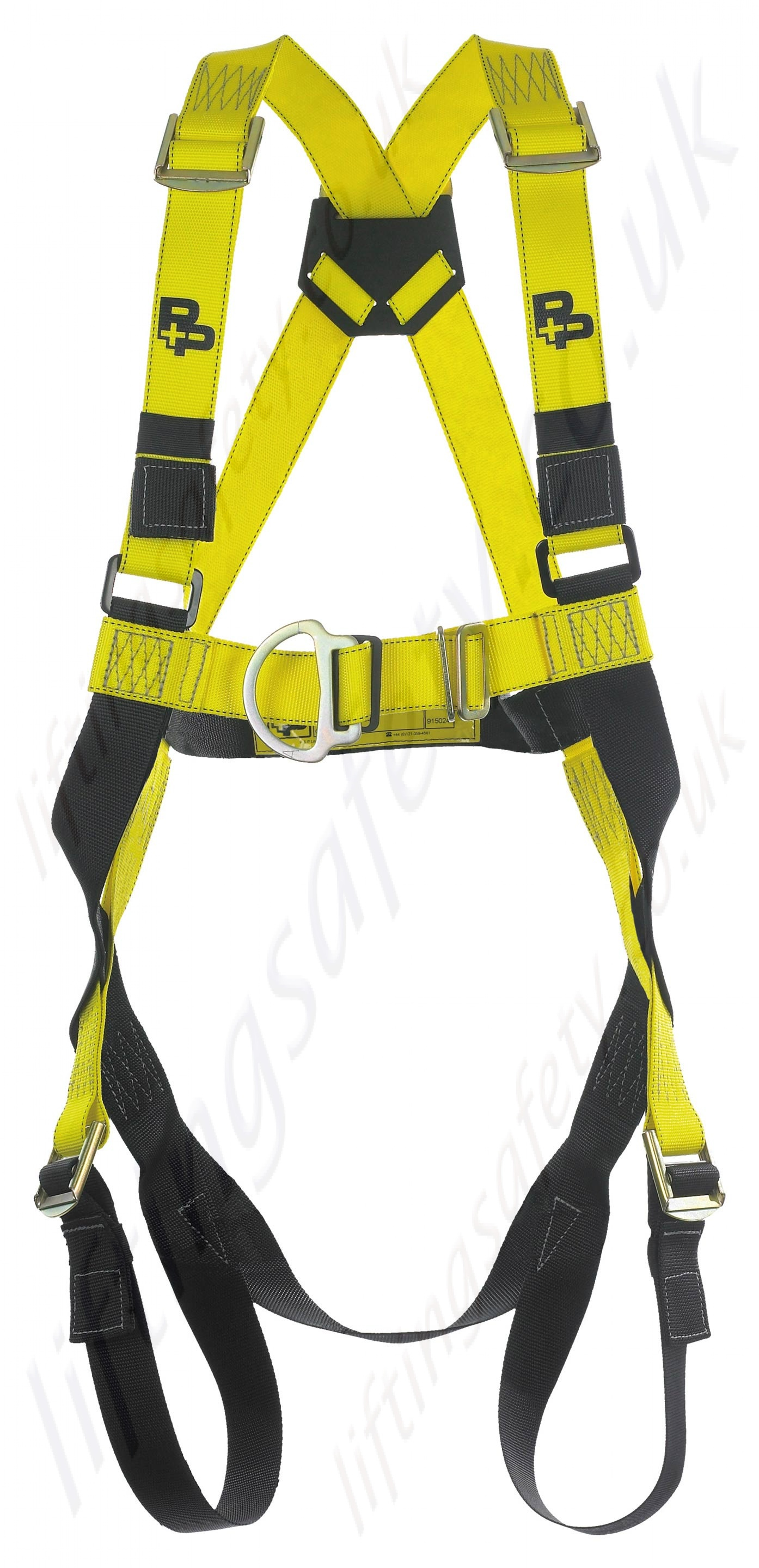 P P Safety Quick Fit Two Point Fall Arrest Harness