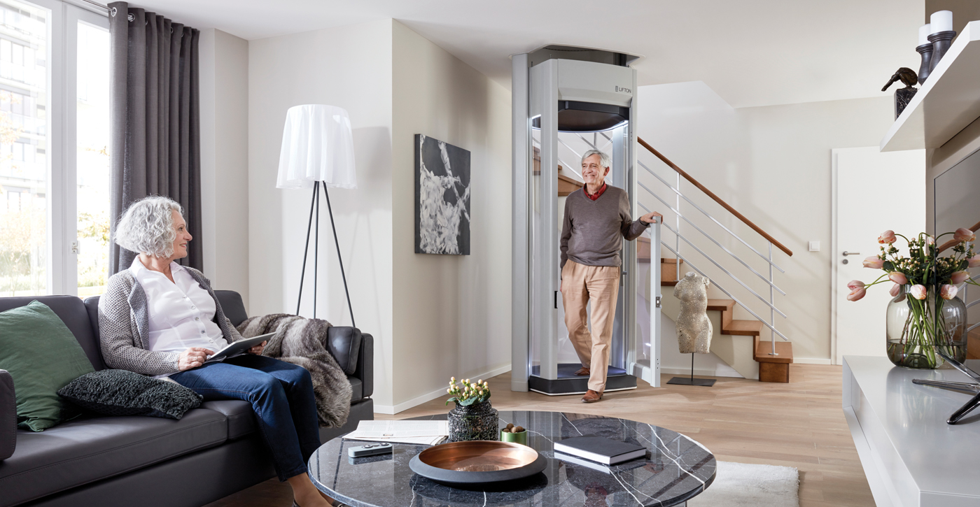 Domestic Lifts By Lifton Home Lifts UK The Premium Home