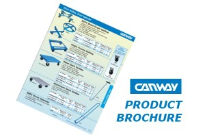 Canway drum trucks and cylinder carts