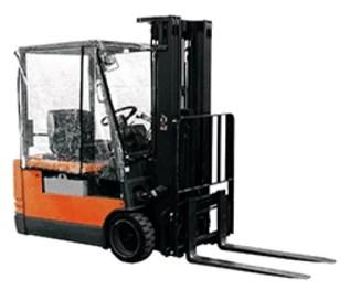 Forklift Cab Enclosure